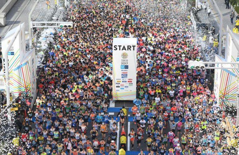 東京シティマラソン