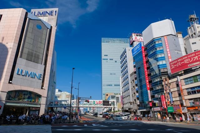 キャッシング 新宿 ATM