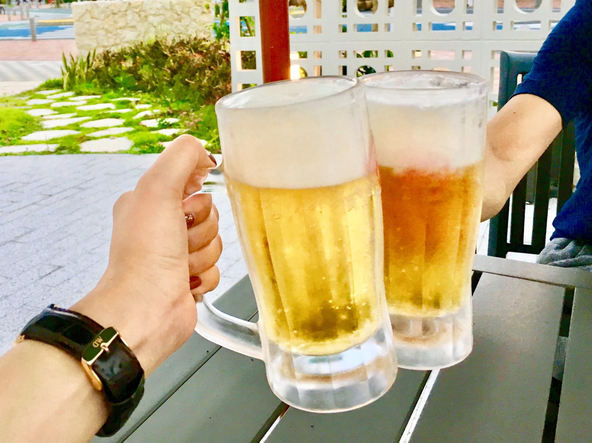 やっぱ、外で飲むのが一番!新宿のいちおしビアガーデン