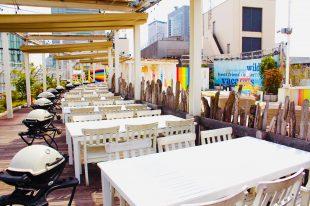 WILD BEACH SHINJUKU TOKYO SKY RESORT