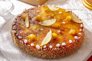 クリスマスにパイナップルなの?
