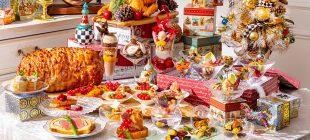 クリスマス・ランチビュッフェ 『サンタクロースの食卓』