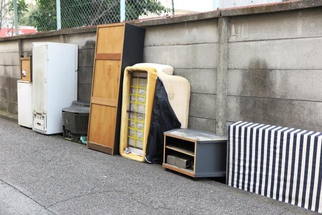 新宿で粗大ごみ・不用品回収