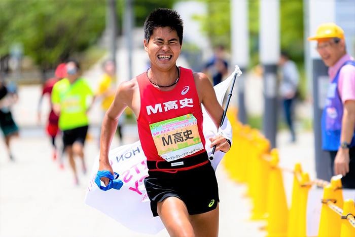 M高史 (東京マラソン財団スポーツレガシー事業チャリティ・アンバサダー/ものまねアスリート芸人)