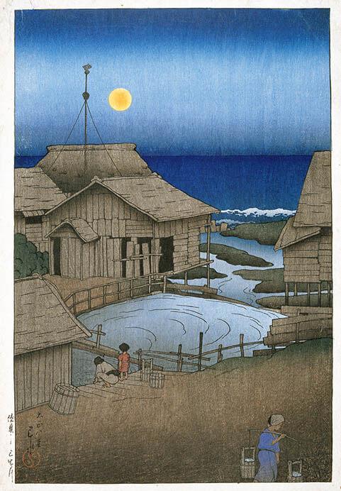 川瀬巴水 旅と郷愁の風景